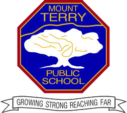 Mount Terry Public School logo